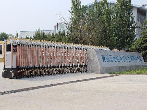 皇者门-1S(山东青岛—青岛蓝色硅谷管委会)