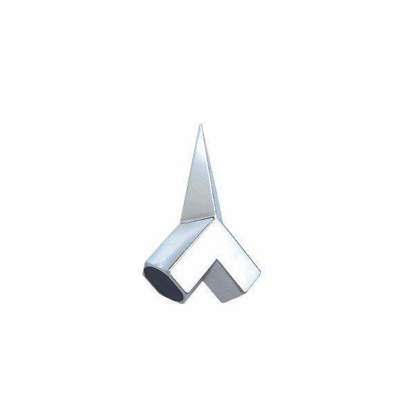 三角尖酷派头