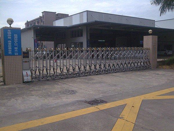 东莞市长安兴业机动车检测站